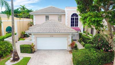 Boca Raton Single Family Home For Sale: 7716 Travelers Tree Drive