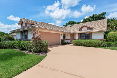 Port Saint Lucie Single Family Home For Sale: 440 SW Jefferson Circle