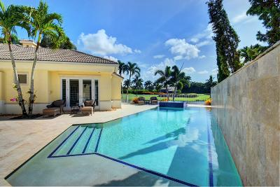 Boca Raton Single Family Home For Sale: 4015 Avalon Pointe Drive