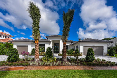 Boca Raton Single Family Home For Sale: 17614 Foxborough Lane