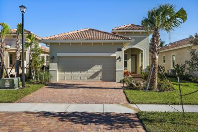 Port Saint Lucie Single Family Home For Sale: 11209 SW Visconti Way