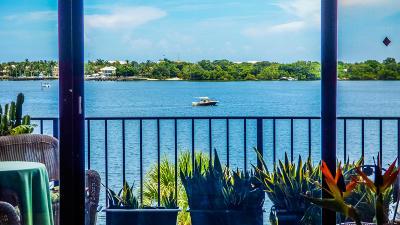 North Palm Beach Condo For Sale: 126 Lakeshore Drive #426