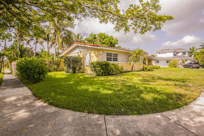 Boca Raton Single Family Home For Sale: 498 NE 8th Street