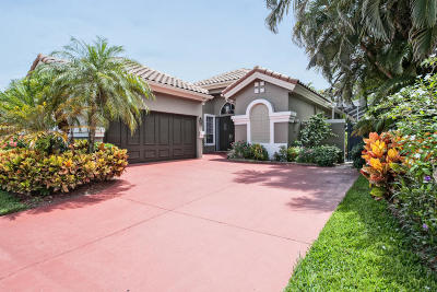 Boca Raton Single Family Home For Sale: 6382 NW 24th Street