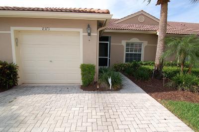 Boynton Beach Single Family Home For Sale: 8373 Logia Circle