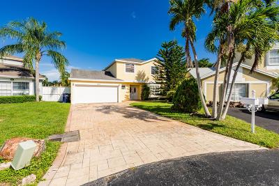 Miami Single Family Home For Sale: 14516 SW 95th Lane
