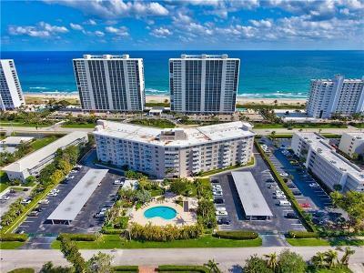 Boca Raton Condo For Sale: 2851 S Ocean Boulevard #0141