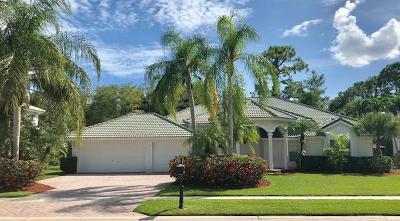 Wellington Single Family Home For Sale: 799 Cedar Cove Road