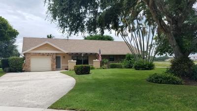 Lake Worth Single Family Home For Sale: 5011 Whitewood Cove