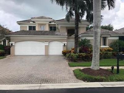 Boca Raton Single Family Home For Sale: 4044 Avalon Pointe Drive