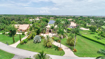 Delray Beach Single Family Home For Sale: 16170 Rio Del Paz