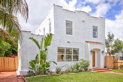 west palm Single Family Home For Sale: 432 Avenida Hermosa