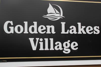 Golden Lakes Village Condo For Sale: 425 Lake Dora Drive #425