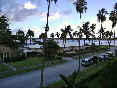 West Palm Beach Rental Leased: 917 Flagler Drive #301
