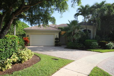 Delray Beach Single Family Home For Sale: 7959 L'aquila Way