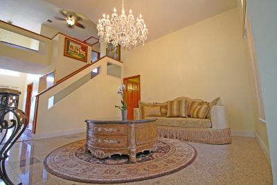 West Palm Beach Single Family Home For Sale: 2024 Normandy Circle