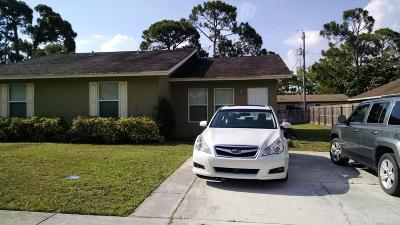 Jupiter Multi Family Home For Sale: 6167 Heather Street