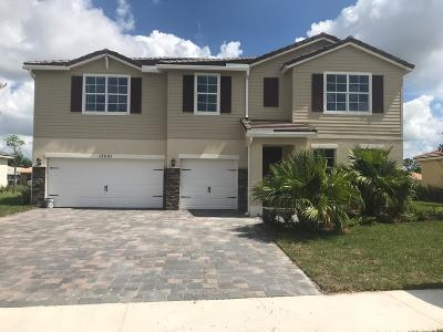 Royal Palm Beach Single Family Home For Sale: 12001 Cypress Key Way