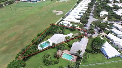 West Palm Beach Single Family Home For Sale: 2720 Clubhouse Pointe