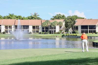 Delray Beach Condo For Sale: 5054 5054 Golfview Court 1522, Delr Court SW #1522