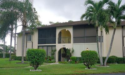 Greenacres FL Condo For Sale: $81,000