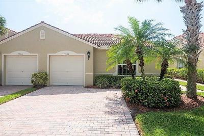 Boynton Beach FL Single Family Home For Sale: $210,000