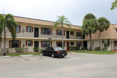 Greenacres FL Condo For Sale: $119,900