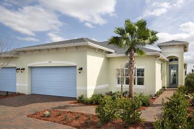 Port Saint Lucie Single Family Home For Sale: 11621 SW Lake Park Drive