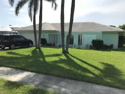 Boca Raton Single Family Home For Sale: 398 NE 3rd Court