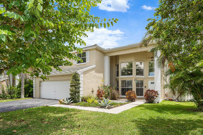 Coconut Creek Single Family Home For Sale: 5220 NW 53rd Avenue