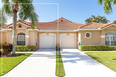 boynton beach Single Family Home For Sale: 6188 Key Largo Lane