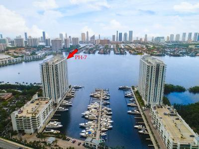 Aventura FL Condo For Sale: $3,750,000