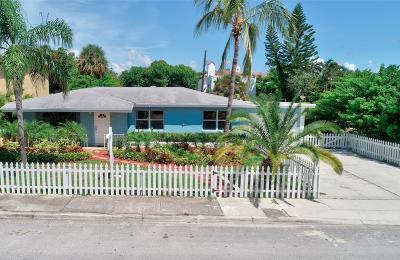 Lake Worth, Lakeworth Single Family Home For Sale: 212 18th Ave S
