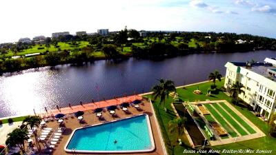 Boynton Beach Condo For Sale: 23 Colonial Club Drive #101