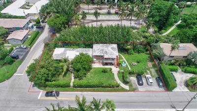 Delray Beach FL Multi Family Home For Sale: $1,795,000
