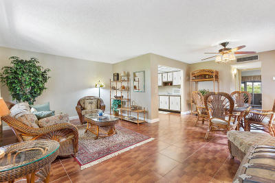 Delray Beach Condo For Sale: 23 Flanders A