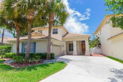 Boynton Beach Single Family Home For Sale: 7898 Manor Forest Boulevard