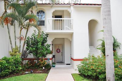 Palm Beach Gardens Condo For Sale: 235 Cypress Point Drive