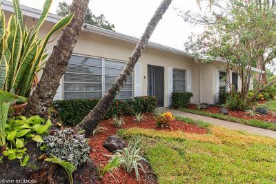 Delray Beach FL Condo For Sale: $179,000