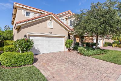 Hobe Sound Single Family Home For Sale: 5903 SE Crooked Oak Avenue