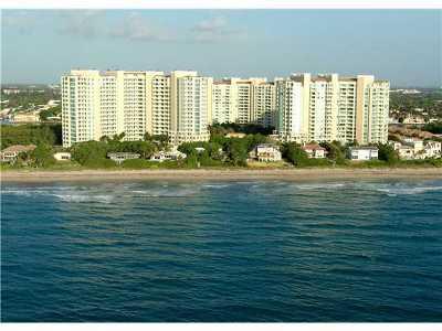 Broward County, Palm Beach County Rental For Rent: 3700 S Ocean Boulevard #907