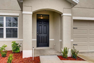 Fort Pierce Single Family Home For Sale: 8456 Cobblestone Drive