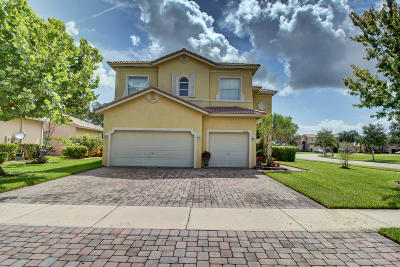 Fort Pierce Single Family Home For Sale: 5700 Spanish River Road