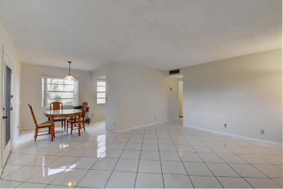 Delray Beach Condo For Sale: 964 Normandy #U