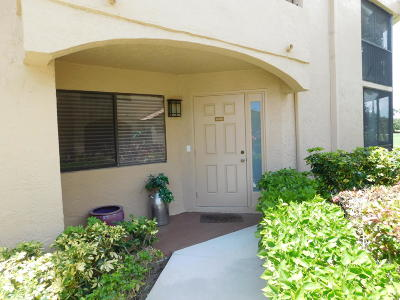 Delray Beach Condo For Sale: 15347 Strathearn Drive #10402