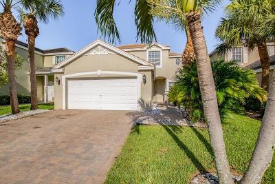 Royal Palm Beach Single Family Home For Sale: 107 Hamilton Terrace