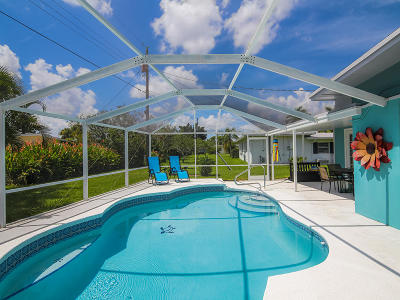 Port Saint Lucie, Saint Lucie West Single Family Home For Sale: 2861 SE Wiltshire Terr Terrace