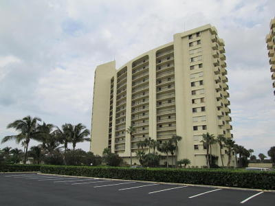 Jupiter Condo For Sale: 400 Ocean Trail Way #107