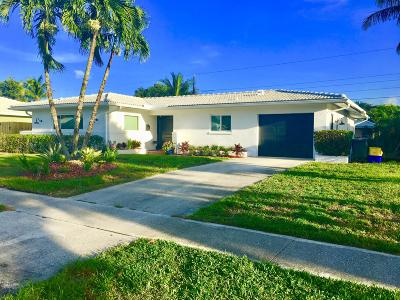 Boca Raton Single Family Home For Sale: 1054 SW 4th Street