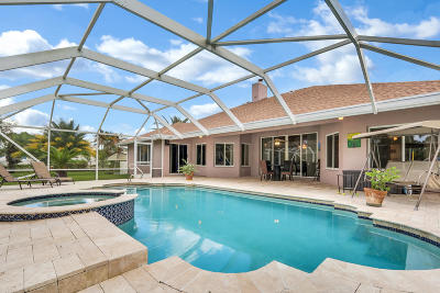 Loxahatchee Single Family Home For Sale: 15817 66th Court